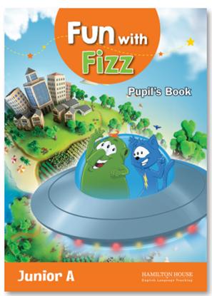 Εικόνα της Fun with Fizz Junior A Pupil's Book +Picture Dictionary+Starter