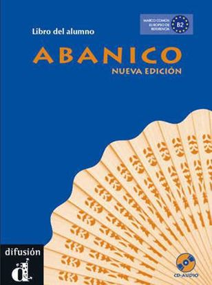 Εικόνα της ABANICO B2 LIBRO DEL ALUMNO (+CD) NUEVA EDICION