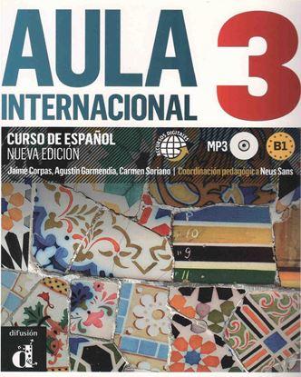 Εικόνα της AULA 3 NUEVA EDICION LIBRO DEL ALUMNO (+CD)