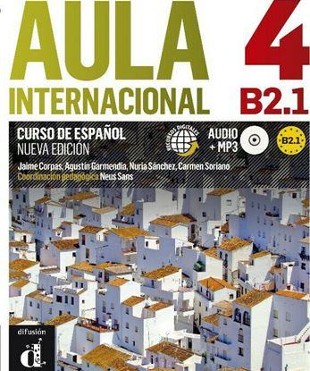 Εικόνα της AULA 4 NUEVA EDICION LIBRO DEL ALUMNO (+CD)
