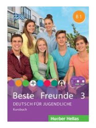 Εικόνα της BESTE FREUNDE 3 KURSBUCH (+CDS)