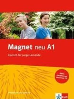 Εικόνα της MAGNET A1 ARBEITSBUCH (+ CD) +KLETT BOOK ΑΡΡ NEU
