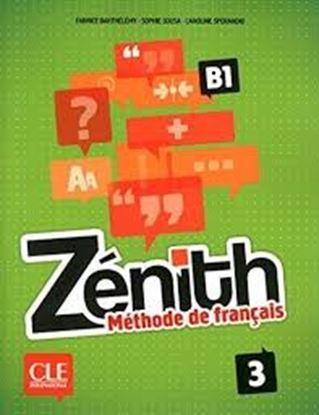 Εικόνα της ZENITH 3 B1 METHODE (+ DVD-ROM)