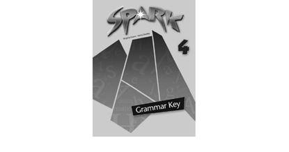 Εικόνα της SPARK 4 GRAMMAR BOOK KEY (INTERNATIONAL+MONSTERTRAKERS)