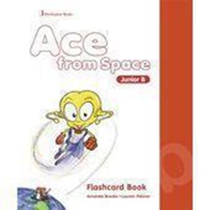 Εικόνα της Ace from Space Junior B Flashcard Book