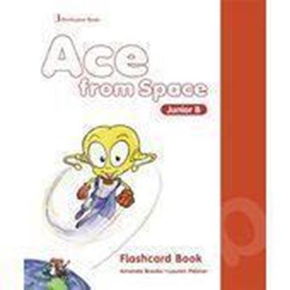 Εικόνα της Ace from Space Junior B Flashcard Book