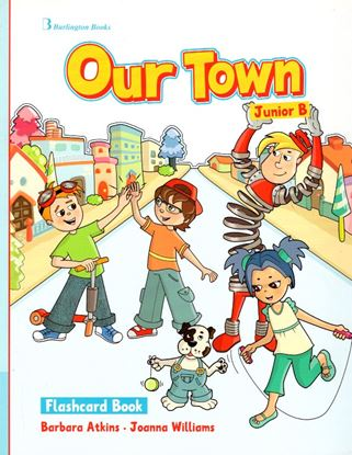 Εικόνα της Our  Town Junior B Flashcard Book le te