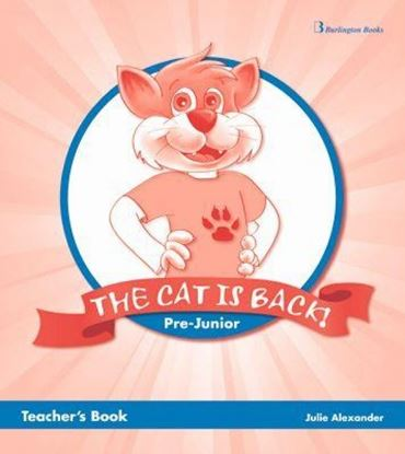 Εικόνα της The Cat is Back! Pre-Junior  wb  te ystery