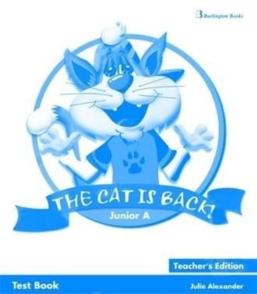 Εικόνα της THE CAT IS BACK JUNIOR A TCHR'S TEST
