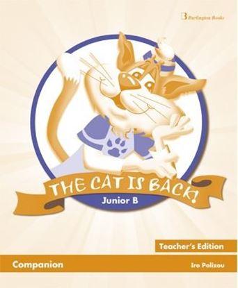 Εικόνα της THE CAT IS BACK JUNIOR B TCHRS COMPANION