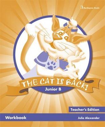 Εικόνα της THE CAT IS BACK JUNIOR B TCHR'S WB