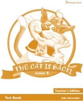 Εικόνα της THE CAT IS BACK JUNIOR B TCHR'S TEST