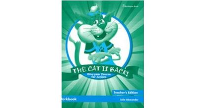 Εικόνα της THE CAT IS BACK JUNIOR A & B (ONE YEAR) TCHRS WB
