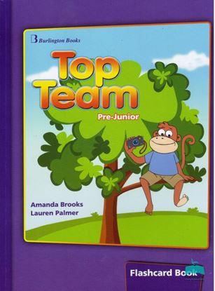 Εικόνα της Top Team Pre-Junior Flashcard BookJuniors test book te