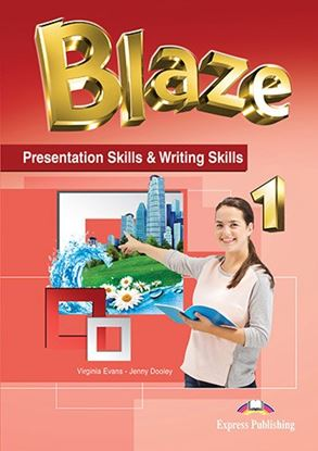 Εικόνα της BLAZE 1 PRESENTATION SKILLS&WRITING SKILLS
