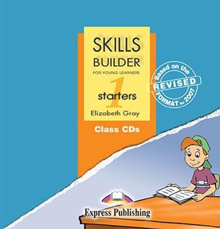 Εικόνα για την κατηγορία Skills Builder STARTERS 1