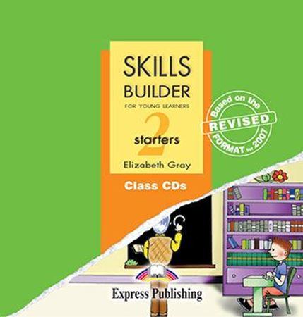 Εικόνα για την κατηγορία Skills Builder STARTERS 2