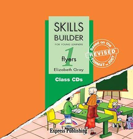Εικόνα για την κατηγορία Skills Builder FLYERS 1