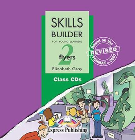 Εικόνα για την κατηγορία Skills Builder FLYERS 2