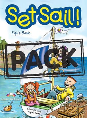 Εικόνα της SET SAIL 1 PUPIL'S BOOK