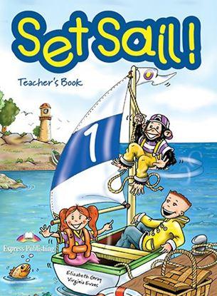 Εικόνα της SET SAIL 1 TEACHERS BOOK