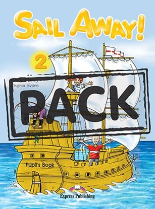Εικόνα της SAIL AWAY 2 PUPILS BOOK