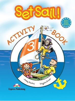 Εικόνα της SET SAIL 3 ACTIVITY BOOK