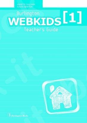 Εικόνα της WEBKIDS 1 TCHRS GUIDE