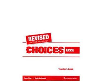 Εικόνα της CHOICES ECCE TCHR'S GUIDE 2013 REVISED