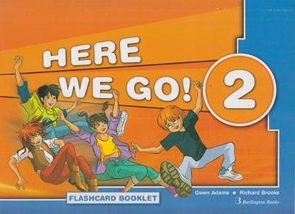 Εικόνα της Here We Go! 2 Flashcard Booklete