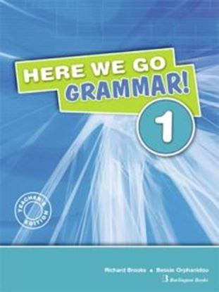 Εικόνα της HERE WE GO 1 TCHR'S GRAMMAR