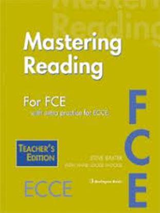 Εικόνα της MASTERING READING B2 FCE TCHR'S