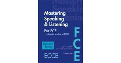 Εικόνα της MASTERING LISTENING & SPEAKING FCE TCHRS