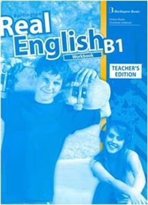 Εικόνα της REAL ENGLISH B1 TCHR'S WB