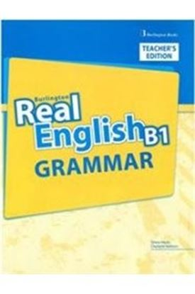 Εικόνα της REAL ENGLISH B1 TCHR'S GRAMMAR