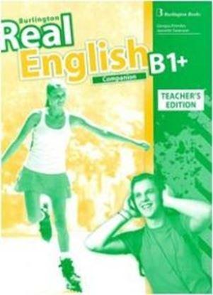Εικόνα της REAL ENGLISH B1+ TCHR'S COMPANION