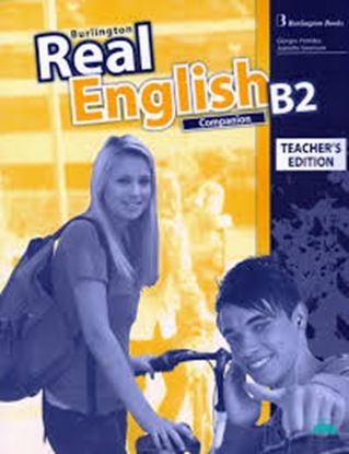 Εικόνα της REAL ENGLISH B2 TCHR'S COMPANION
