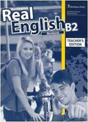 Εικόνα της REAL ENGLISH B2 TCHR'S WB