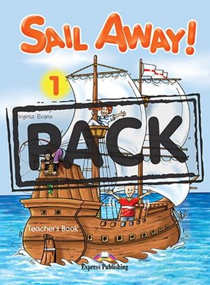 Εικόνα της SAIL AWAY 1 TEACHER S BOOK