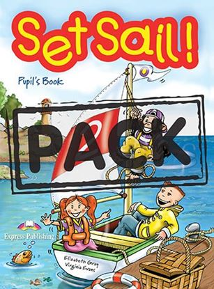 Εικόνα της SET SAIL 2 STUDENT S BOOK