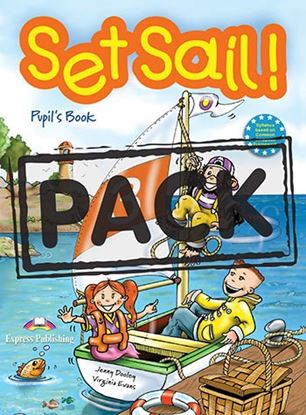 Εικόνα της SET SAIL 3 PUPIL S BOOK