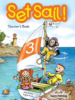 Εικόνα της SET SAIL 3 TEACHERS BOOK