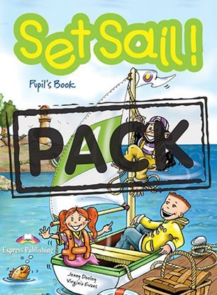 Εικόνα της SET SAIL 4 PUPIL S BOOK