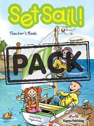 Εικόνα της SET SAIL 4 TEACHER S BOOK