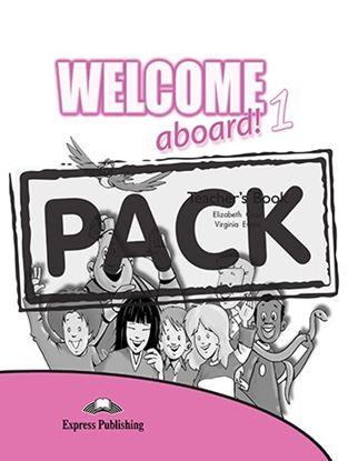 Εικόνα της WELCOME ABOARD 1 TEACHER S BOOK