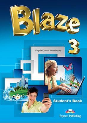 Εικόνα της BLAZE 3 STUDENTS BOOK