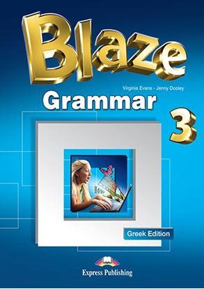 Εικόνα της BLAZE 3 GRAMMAR BOOK
