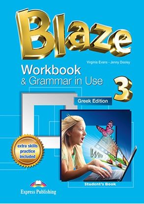 Εικόνα της BLAZE 3 WORKBOOK & GRAMMAR BOOK IN USE