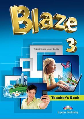 Εικόνα της BLAZE 3 TEACHERS BOOK