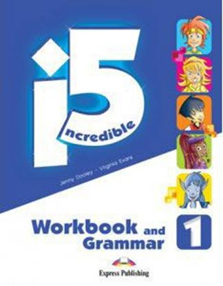 Εικόνα της INCREDIBLE I5 WORKBOOK AND GRAMMAR